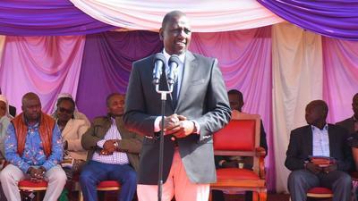 Chaos expected at DP Ruto's rally today - MP sounds alarm to IG Mutyambai
