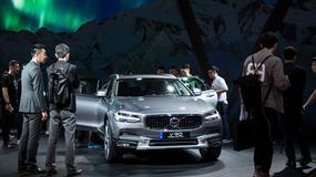 Pierwsze elektryczne Volvo, będzie pochodzić z Chin