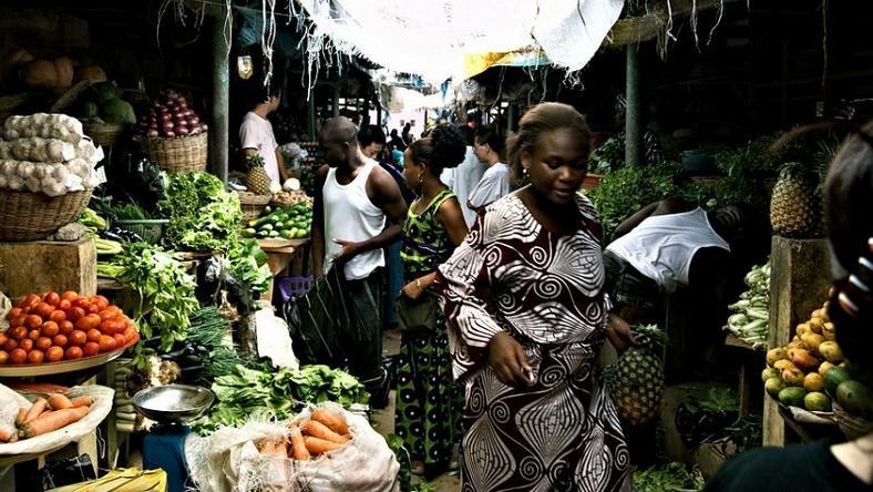 Image result for nigerian markets