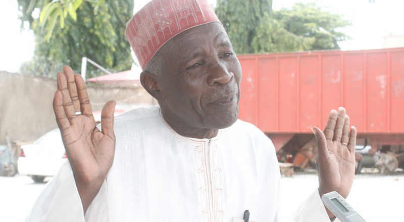 Galadima: 'Nothing will come out of Magu's probe, Buhari is only entertaining Nigerians'
