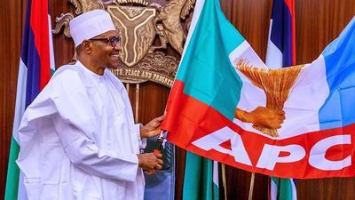2023: Buhari has no succession plan - APC replies PDP