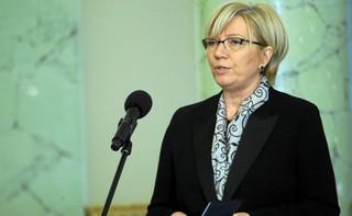Administracyjne sądy chowają głowę w piasek. Julia Przyłębska uznawana za prezesa TK