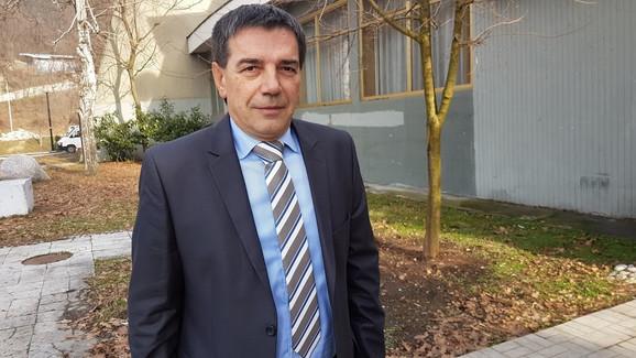 Dragoljub Zindović, predsednik opštine Prijepolje