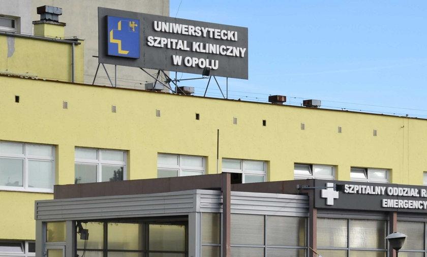 Uniwersytecki Szpital Kliniczny w Opolu proponuje pacjentom kolonoskopię bez znieczulenia.