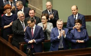 Rząd programowej kontynuacji: Morawiecki w expose zapowiedział przyspieszenie dobrej zmiany PiS