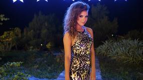 Klaudia Halejcio śpiewa piosenkę Ewy Farnej