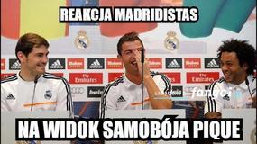 Real Madryt wygrywa z Barceloną w pierwszym meczu o Superpuchar Hiszpanii - memy po spotkaniu