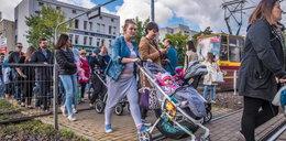 Protest matek: Chcemy rodzić w Pro-Familii!