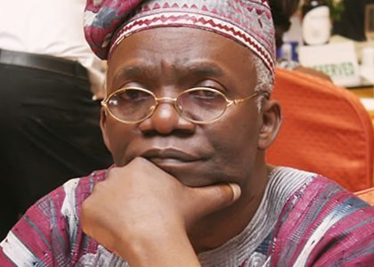 Human Rights Activist, Femi Falana wants the he minister of state for petroleum resources, Ibe Kachikwu to explain how Nigeria lost $60b. (Vanguard)