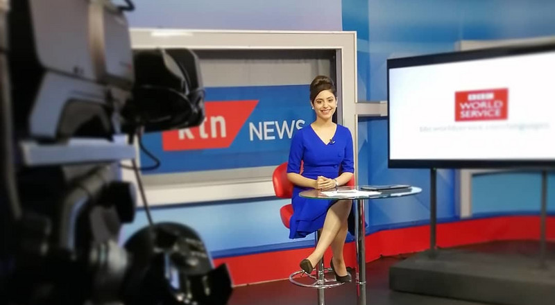 Top KTN News Anchor Quits after 2 years