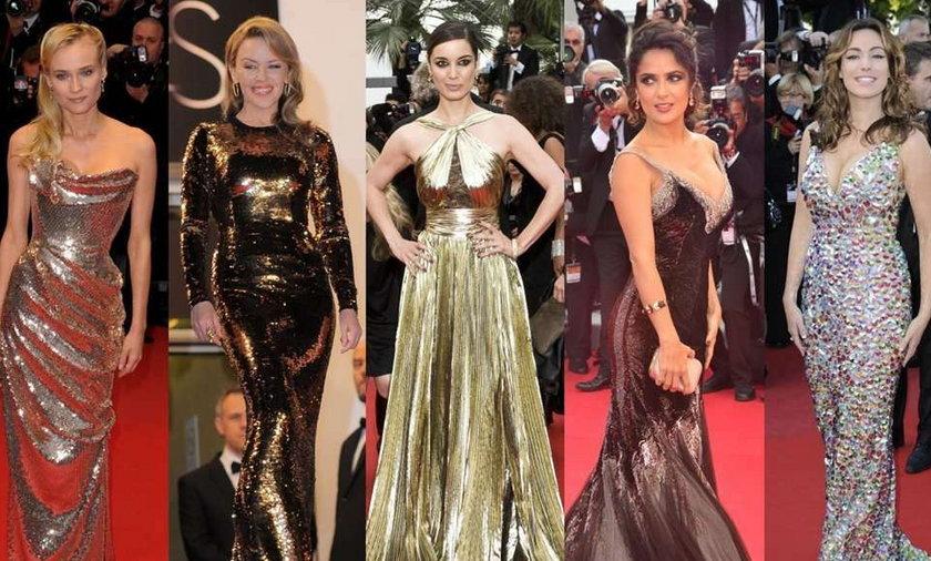 cekiny w Cannes
