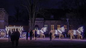 Królewski Ogród Światła w Wilanowie jeszcze tylko przez miesiąc
