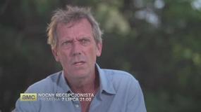 """""""Nocy recepcjonista"""": Hugh Laurie o swojej roli"""