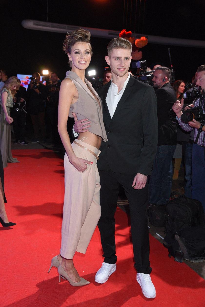 Renata Kaczoruk i Michał Jeziorowski