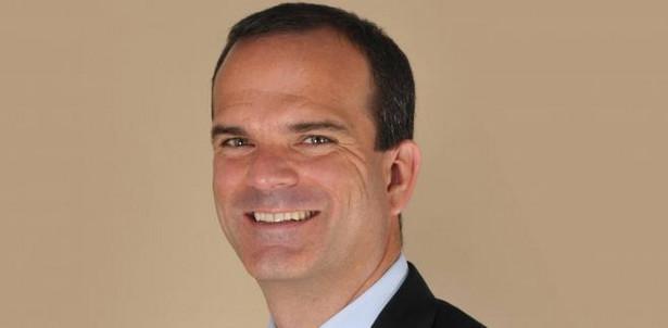Brendan Carney, wiceprezes Banku Handlowego.