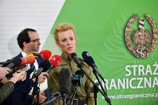 Straż Graniczna: Patrol służb białoruskich oddał strzały w kierunku polskich żołnierzy
