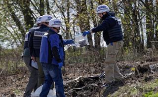 Ukraina. OBWE: W Ługańsku widać uzbrojonych ludzi, ale jest spokojnie
