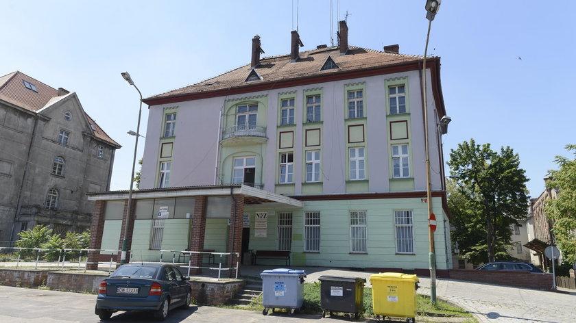 Ambulatorium przy ul. Traugutta