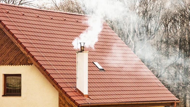 Dym z komina