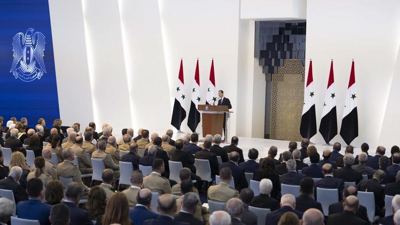 Zaprzysiężenie Baszara el-Asada