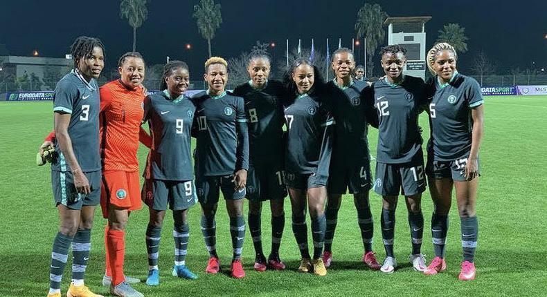 Super Falcons of Nigeria (Twitter/Super Falcons)
