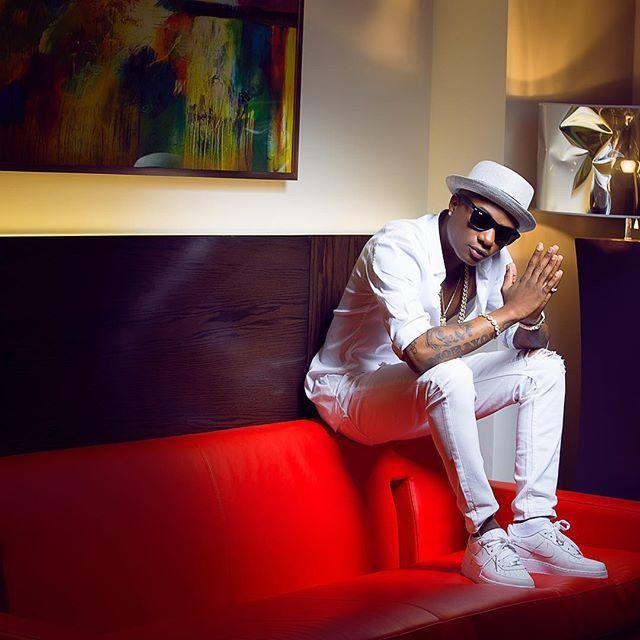 The Wizkid we all know and idolise is actually called Ayodeji Ibrahim Balogun
