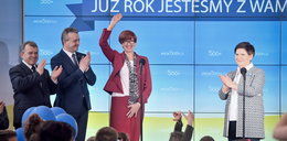 Elżbieta Rafalska - nowa gwiazda w rządzie PiS?
