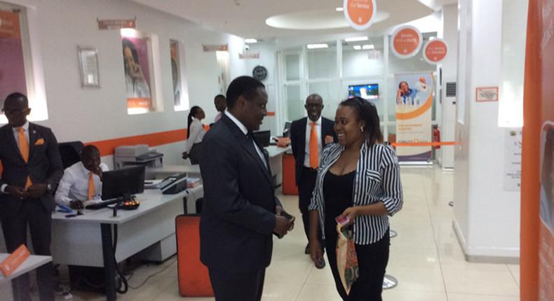 Here's how Ghana performed in Customer Services in 2019