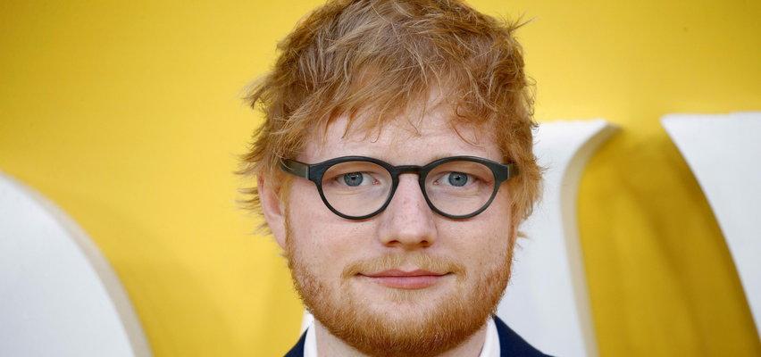 Ed Sheeran ma gest! Został sponsorem ulubionego klubu piłkarskiego Ipswich Town