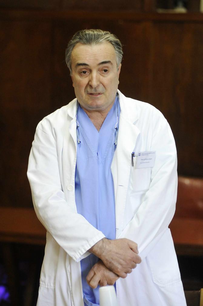 Prof. dr Radan Džodić