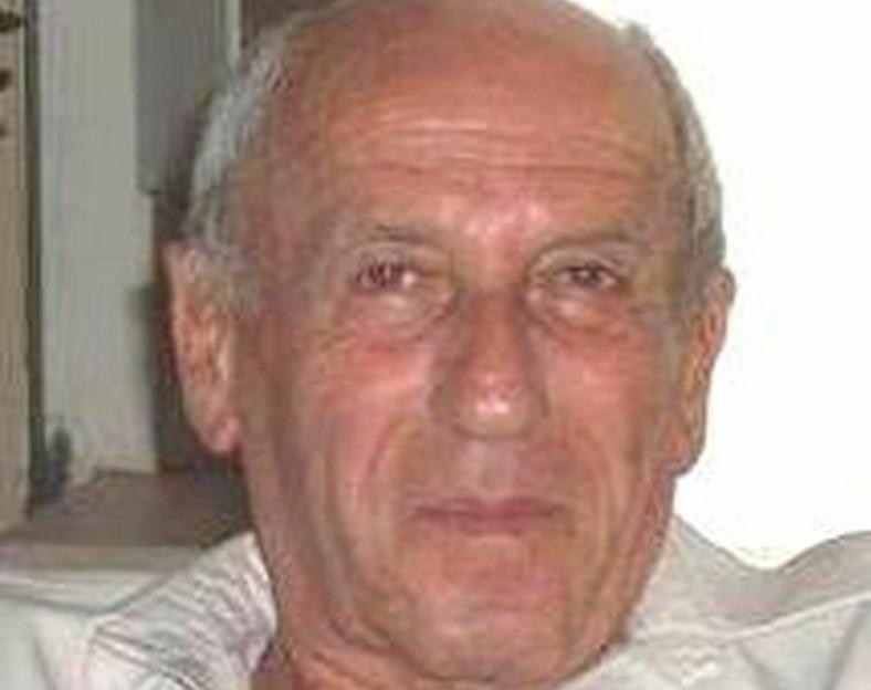 72 - letni Menahem Bodnar