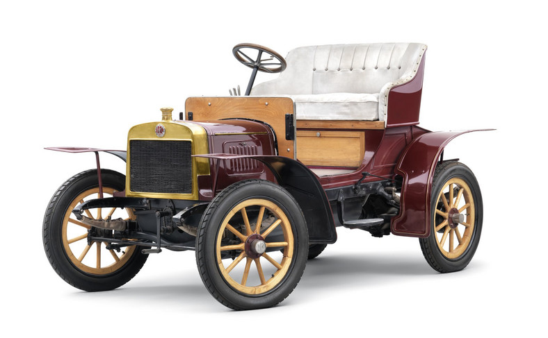 L & K Voiturette A - 1906 r.