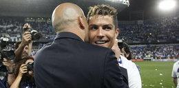 Zidane dzwonił do Ronaldo. Nie chciał tego usłyszeć