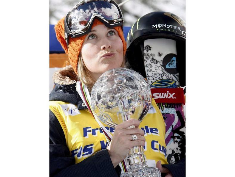 Sarah Burke była główną kandydatką do medali w Soczi