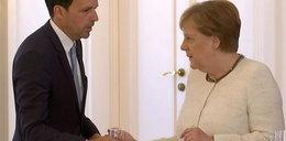 Kanclerz Merkel przerywa milczenie: Wszystko jest już u mnie w porządku