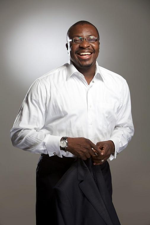 Comedian Ali Baba