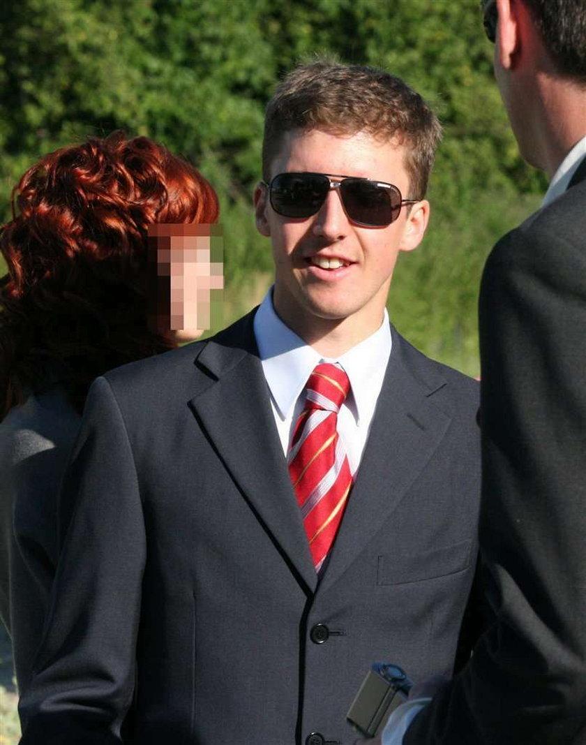 Andreas Kuettel i Dorota Pawłowska wzięli ślub w Toruniu