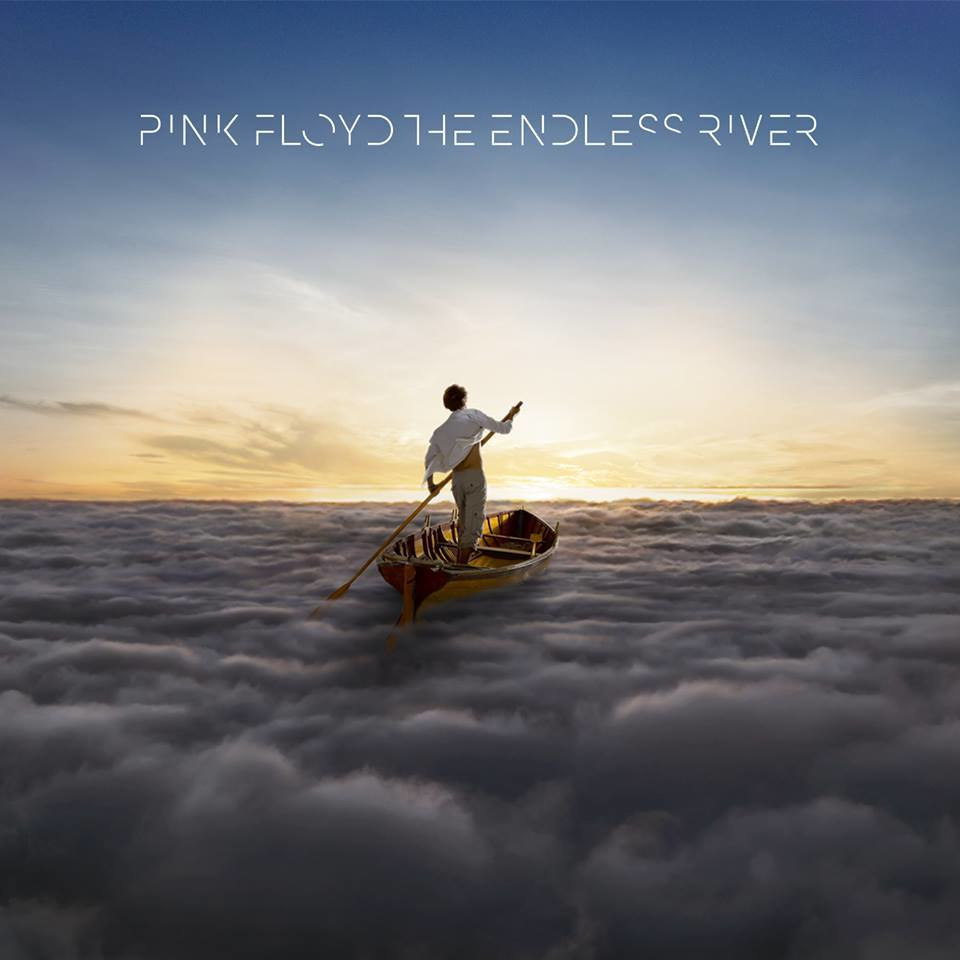 "3. Pink Floyd - ""The Endless River"""
