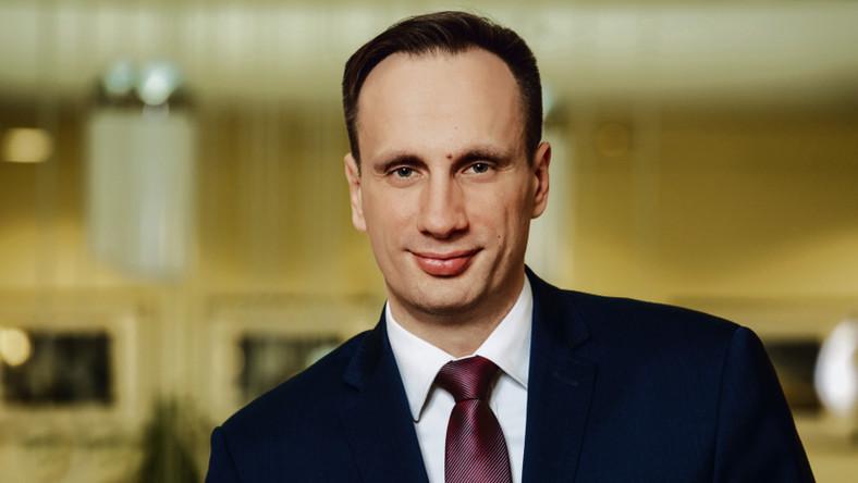 Janusz Kowalski, wiceprezes PGNiG SA