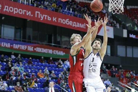 """""""NISMO IGRALI DOVOLJNO PAMETNO"""" Sašo Filipovski zna zašto je Partizan izgubio u Krasnodaru: """"Bilo nam je potrebno više raspoloženih košarkaša, a nismo ih imali"""""""