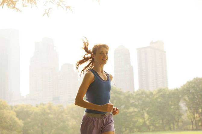 Preporučuje se pojačana fizička aktivnost