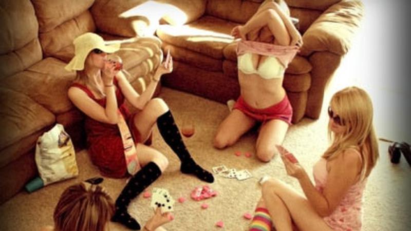 Dziewczyny i karty