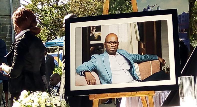 Uhuru, DP Ruto, Moi, Tony Blair and other leaders grace Bob Collymore's memorial service [Photos]