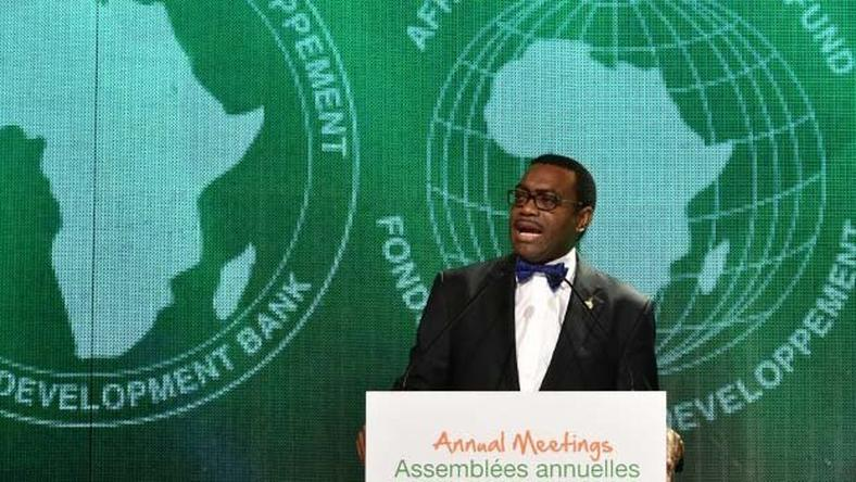 President of the African Development Bank, Akinwunmi Adesina
