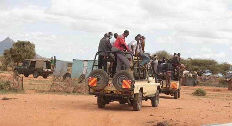 Banditry attacks in Jaldesa and Kukuto Marsabit leave 2 police officers dead, 10 casualties