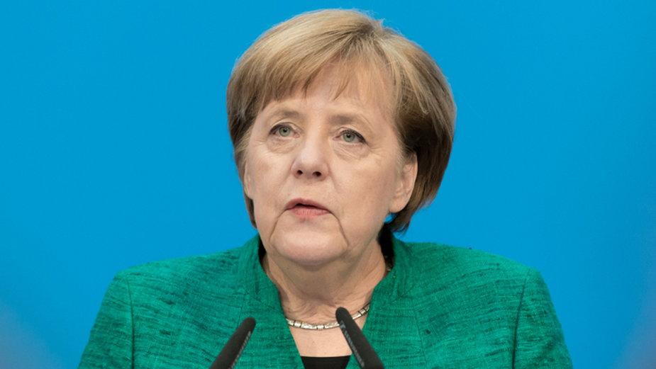 Angela Merkel wkrótce przestanie być kanclerzem Niemiec