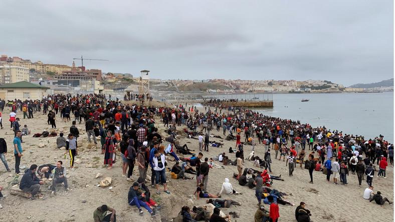 Uchodźcy z Maroka