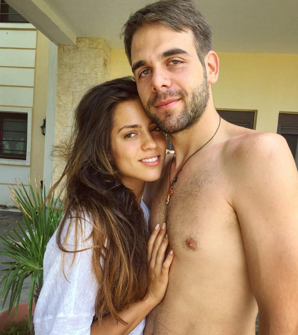 Miona Marković sa dečkom