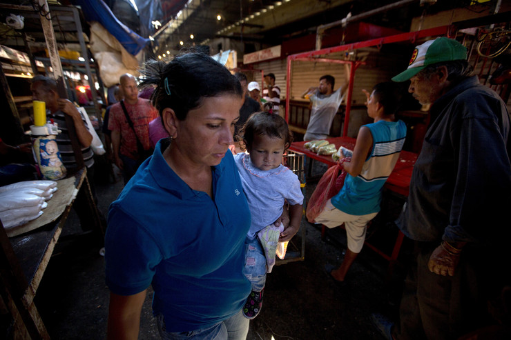 02 inflacija venecuela hrana foto Tanjug AP