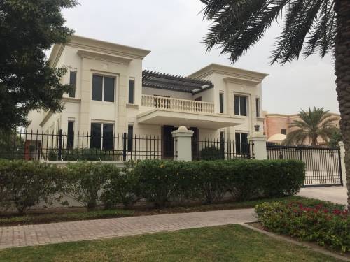 One of the luxurious homes of Diezani Alison Madueke (Guardian)